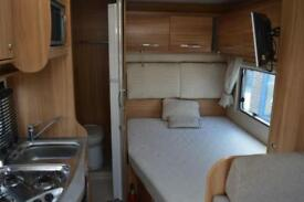2014 CHAUSSON FLASH 515 COMPACT MOTORHOME A 1 OWNER FULL SERVICE AND HABITATION