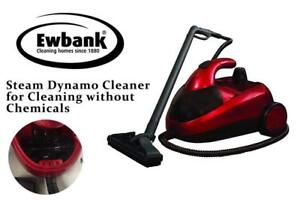 NEW Ewbank SC1000 Steam Dynamo Cleaner for Cleaning without Chemicals Condtion: New, Missing little pieces
