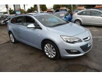 Vauxhall/Opel Astra 1.7CDTi 16v ( 110ps ) ecoFLEX ( s/s ) 2014 Tech Line SAT NAV