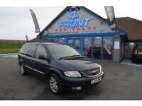 2004 CHRYSLER GRAND VOYAGER CRD LIMITED XS 2.5 DIESEL MANUAL 5 DOOR 7 SEATS MPV