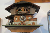 Cuckoo clock antique Black Forest