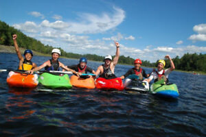 Wilderness Tours Gift Certificate valued at $829.00