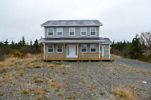 NEW home for Sale/Lease in Long Harbour!!