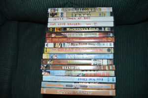 DVD Western Collection