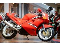 Ducati 851 SP1 Stunning Concours Example Only used