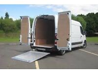 Short-Notice £15ph Removals Services MAN AND VAN HIRE