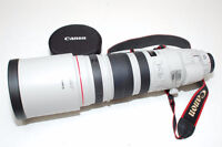 Canon 200-400 f4 IS with built in extender