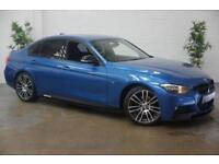 2013 13 BMW 3 SERIES 2.0 320D M SPORT 4D AUTO FULL M PERFORMANCE BODY STYLING +