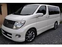 2005 (54) Nissan Elgrand Highway Star