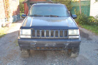 1998 Jeep Grande Cherokee For Sale...