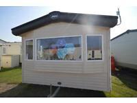 Static Caravan Felixstowe Suffolk 2 Bedrooms 6 Berth ABI Oakley 2015 Suffolk