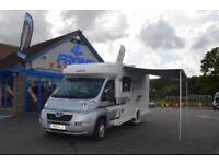 2012 ELDDIS MAJESTIC 165 2.2 DIESEL 6 SPEED MANUAL 4 BERTH 4 TRAVELLING SEATS F