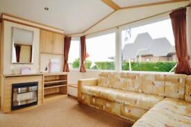 Cheap static caravan for sale, Southampton, sea views, 5* park+long season