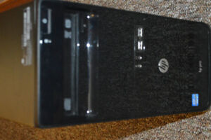 Business Class HP Pro 3500 mini tower desktop i3 8Gb