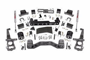 """Rough Country 4"""",5"""",6"""" Lift kits for Ford F150 London Ontario image 1"""