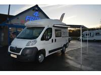 2008 ROMAHOME R30 CITROEN RELAY 2.2 DIESEL MANUAL 100 BHP 2 BERTH 4 TRAVELING SE