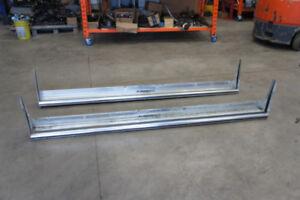 Aluminum Running Boards from 1994 Dodge Ram Pickup