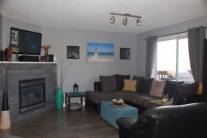 For Rent: Sherwood Park Duplex with Double Garage