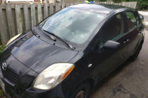 2006 Yaris Hatchback AS-IS
