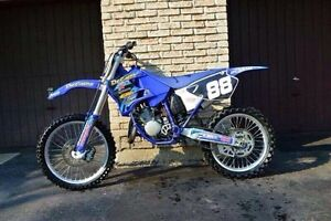 WANTED: 125cc dirtbike