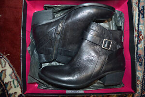 Black Vince Camuto ankle boots