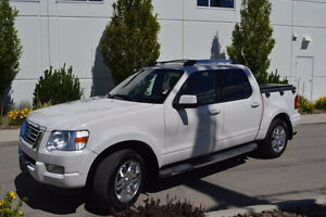 2010 Ford Explorer Sport Trac Limited Pickup Truck