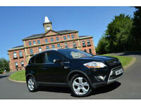 2008 Ford Kuga 2.0TDCi 4x4 Zetec+4WD AWD+YEAR MOT+BARGAIN+PX TO CLEAR+SWAP SWOP+
