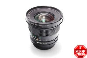Canon FD 20mm f2.8 Lens