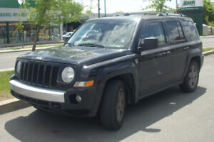 Looking for Jeep Patriot with Trail Rated trim level for parts