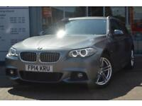 2014 BMW 5 SERIES 530d M Sport 5dr Step Auto