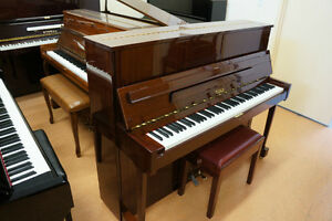 Used Petrof Upright Piano For Sale - Excellent Condition!