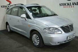 image for 2012 Ssangyong Rodius 270 S 5dr MPV Diesel Manual