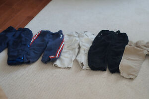 5 Pairs of pants - good brands