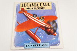 """Jocasta Carr Movie Star"" 1992 Old English Sheepdog Art Deco"
