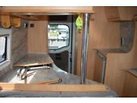 2008 DEVON PROVENCE MOTORHOME 2.5 DIESEL RENAULT MASTER 6 SPEED MANUAL GEARBOX 2