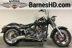 2013 Harley-Davidson FLSTF - Softail Fat Boy