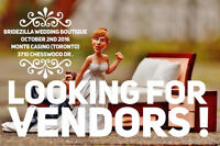 Vendors Wanted for Bridal Show