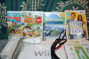 Wii Game System Package