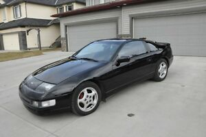 1993 Nissan 300ZX Turbo Coupe (2 door)