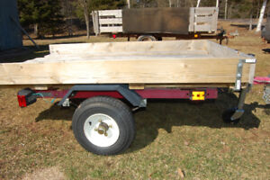 Home-Made Cargo Trailer