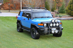 2007 Toyota FJ Cruiser ONE OF THE NICEST IN CANADA