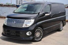 2007 (07) Nissan Elgrand Highway Star Urban Selection 4x4
