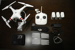 DJI Phantom 3 Standard (Bundle)