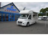 2008 AUTO-SLEEPER SIGMA EK MOTORHOME 2.2 PEUGEOT BOXER 6 SPEED MANUAL 130 BHP 4