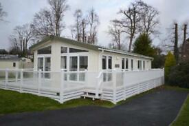Luxury Lodge Hastings Sussex 2 Bedrooms 6 Berth Pemberton Rivendale 2016