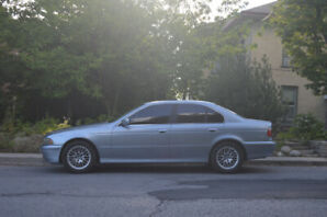 SELLING 2002 BMW 530I E39 AS IS
