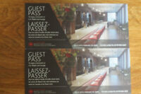 Air Canada Airport Lounge Pass, Qty 2