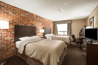 Fantastic Monthly Accomadation - Super 8 Timmins