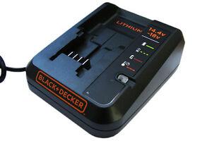 black decker 90599854 ladestation f r 14 4 v 18 v lithium akku ladeger t 19s. Black Bedroom Furniture Sets. Home Design Ideas