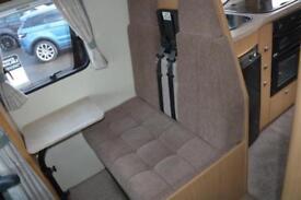 2013 ELDDIS AUTOQUEST 145 2.2 DIESEL 6 SPEED MANUAL 4 BERTH 4 TRAVELLING SEATS M